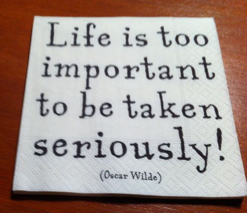 Quote napkin - Copy