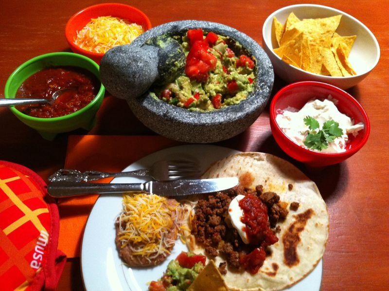 Taco dinner1